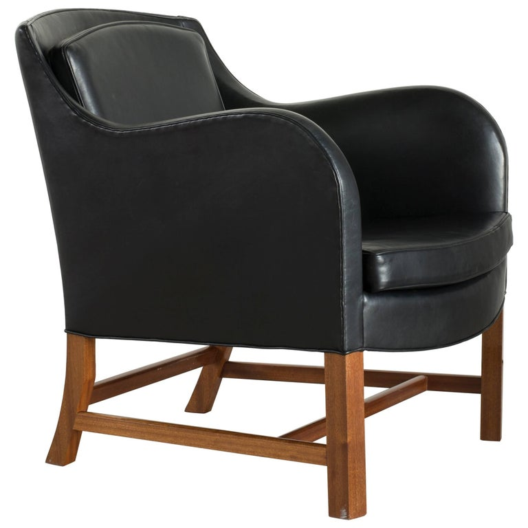 Kaare Klint & Edvard Kindt-Larsen Mix Chair for Rud. Rasmussen