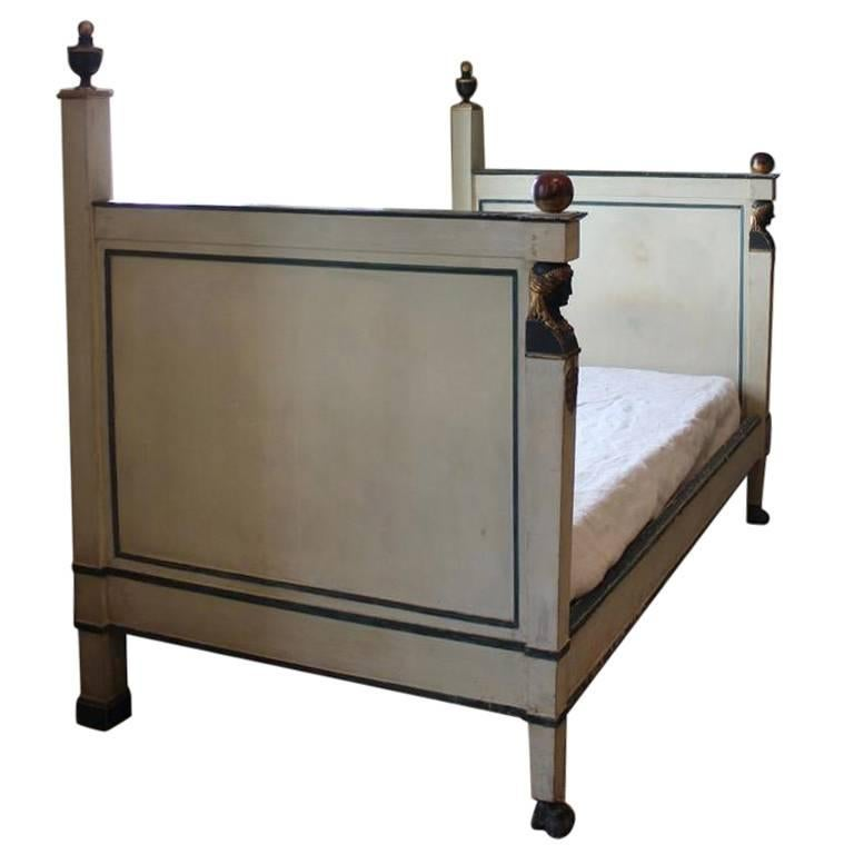 Early 19th Century French Empire Bed