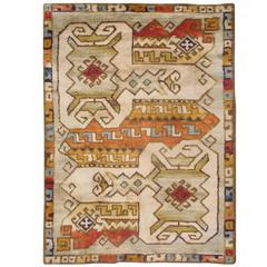 European Mid-Century Style Carpet