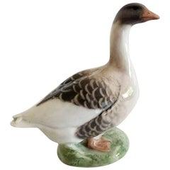 Royal Copenhagen Goose Figurine No. 1400/1088