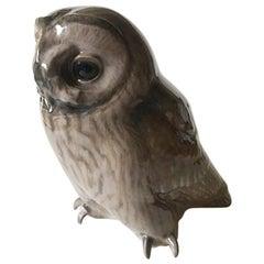 Royal Copenhagen Tawny Owl Figurine #1304