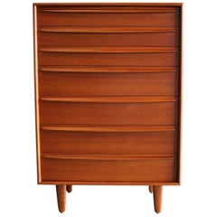 Chest of Drawers by Svend Aage Madsen for Falster
