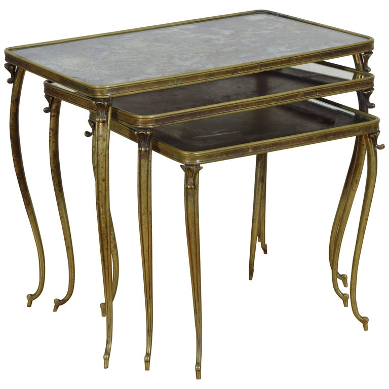 Mid 20th century design fold up table at 1stdibs for French furniture designers 20th century