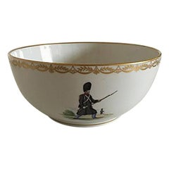 Royal Copenhagen The Royal Lifegard 325th Jubilee Bowl