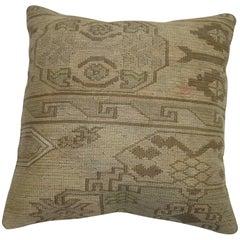 Persian Soumac Rug Pillow
