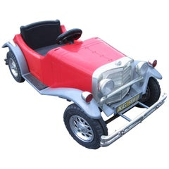 Mercedes Style Battery Operated Child's Car