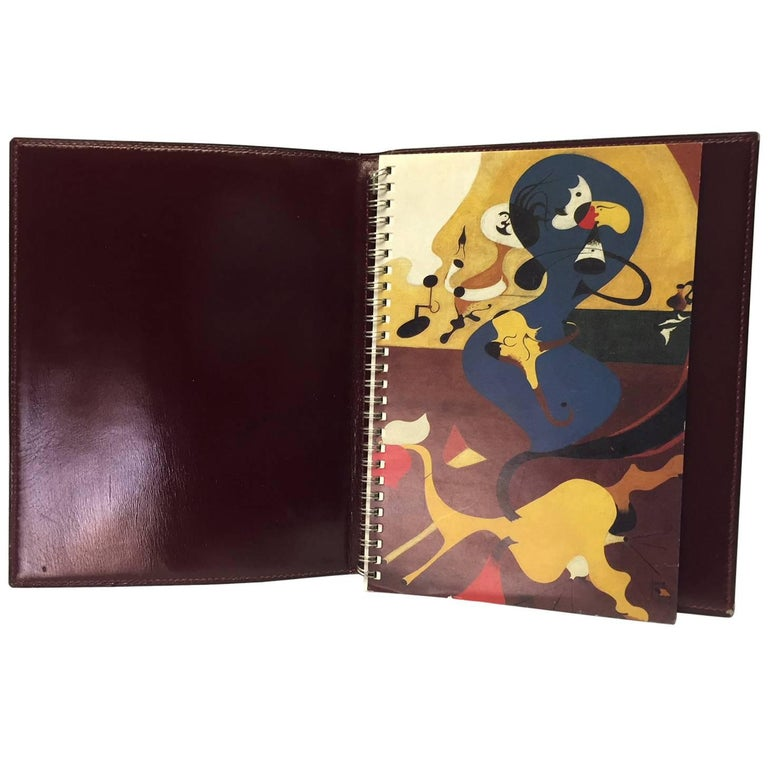 a49e73b5e0a Hermes Leather Agenda Cover Day Planner For Sale at 1stdibs