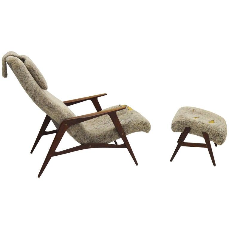 Siesta Lounge Chair by Jio Möbler, Sweden