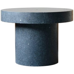Contemporary Handcrafted Coffee Table in Terrazzo