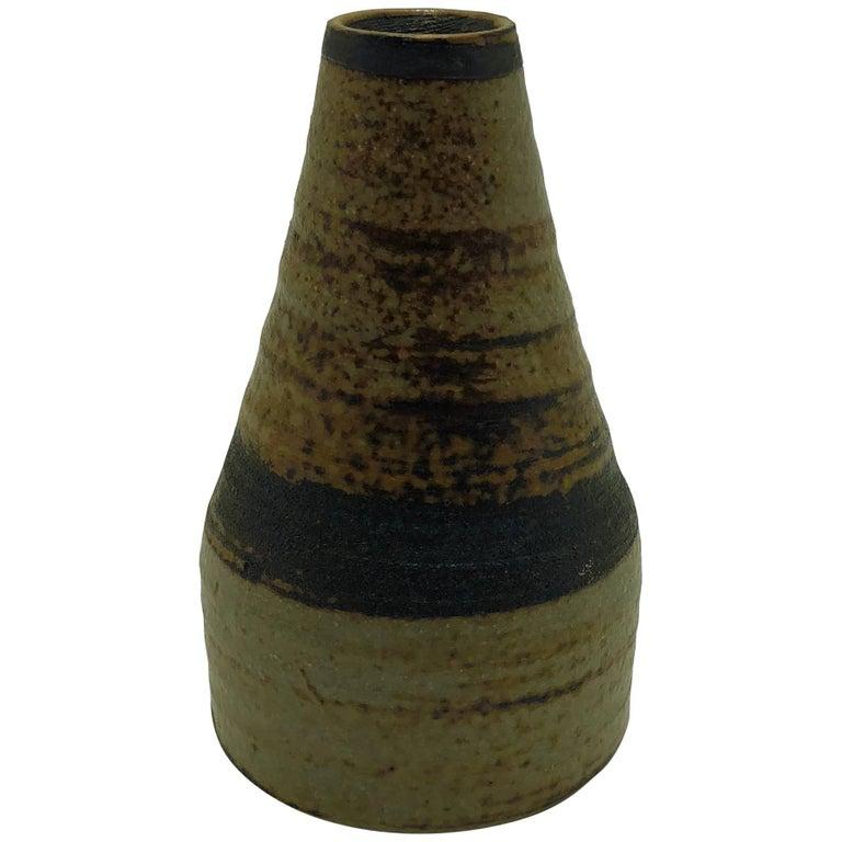 Small Unique Mobach Utrecht Vase, 1960 For Sale