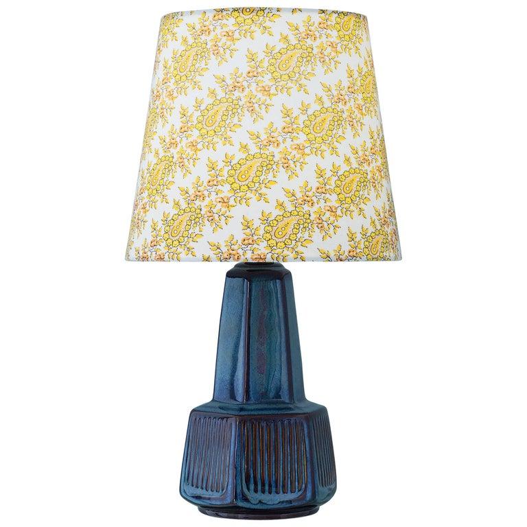 Vintage Ceramic Søholm Table Lamp