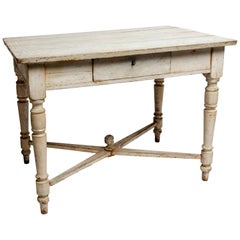 Painted French Pine Table