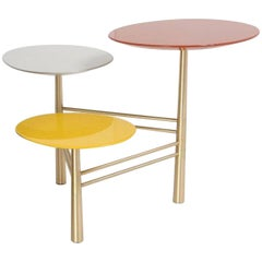 Pebble Side Table by Nada Debs