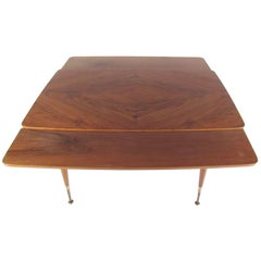 Vintage Draw-Leaf Dinette Table