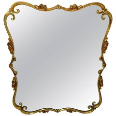 Decorative Metal Frame Mirror