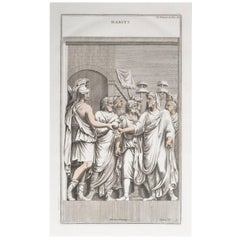 Ancient Roman Habits by Bernard De Montfaucon