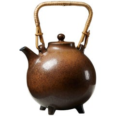 Teapot Designed by Gunnar Nylund for Rörstrand, Sweden, 1950s