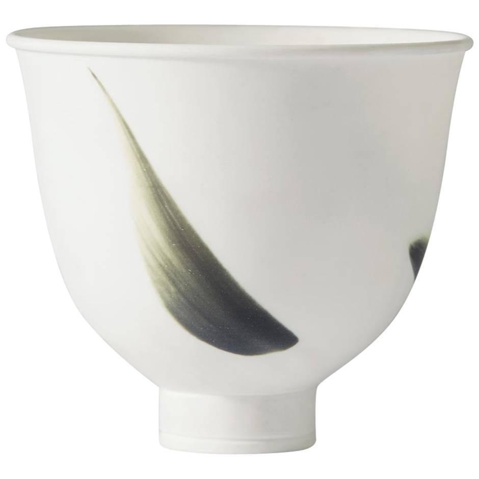 Bowl, Cintra, Designed by Wilhelm Kåge for Gustavsberg, Sweden, 1950s