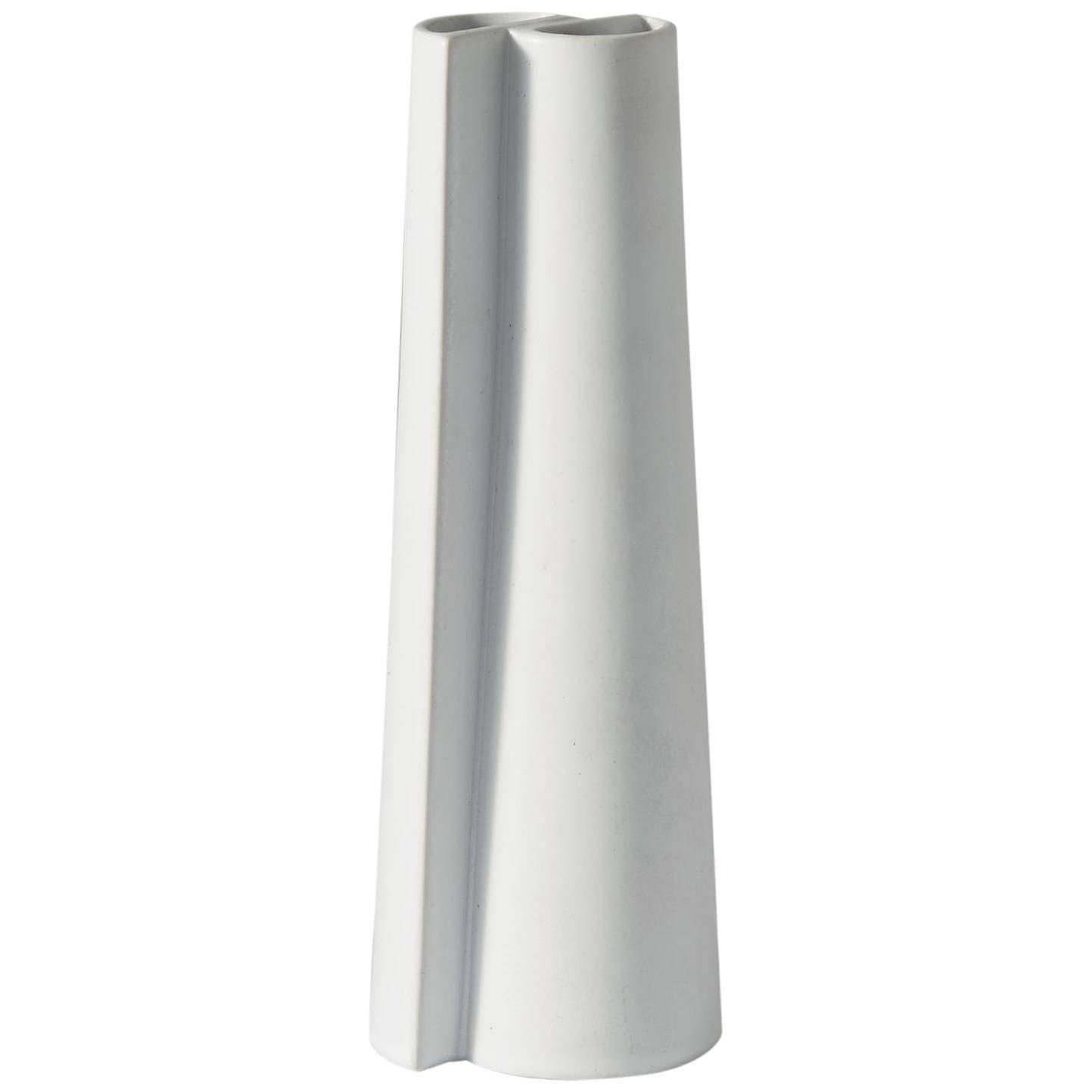Vase, Surrea, Designed by Wilhelm Kåge for Gustavsberg, Sweden, 1940s