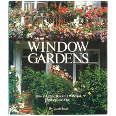 Window Gardens, How to Create Beautiful Windows Indoors and Out
