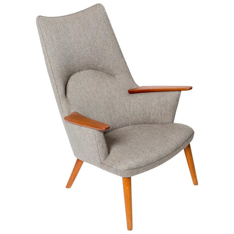 """AP-27"" Lounge Chair, by Hans J. Wegner For Sale"