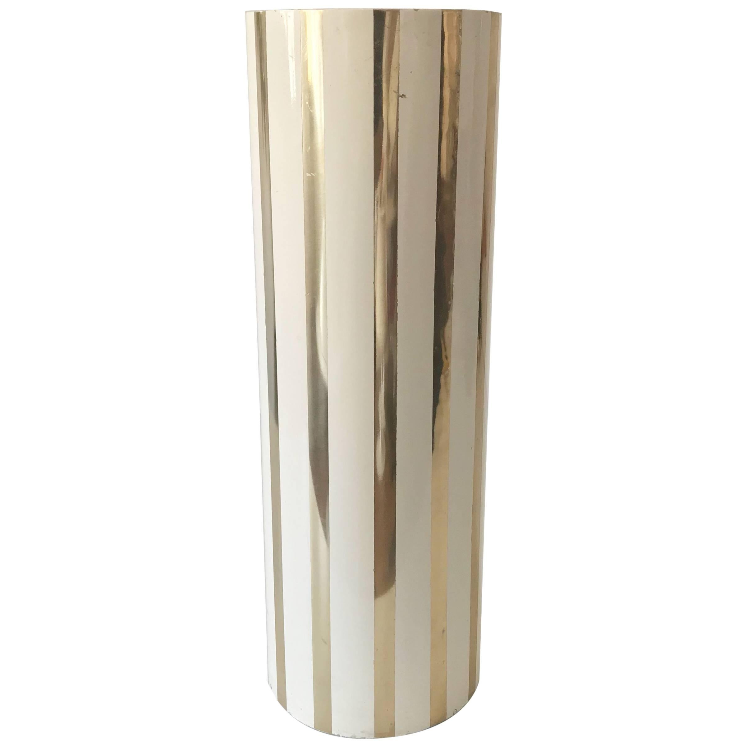 Mid Century Modern Umbrella Stand by Piero Fornasetti (Attributed) Italy 1950s