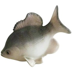 Royal Copenhagen Figurine of Fish No. 2553