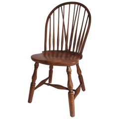 Windsor Chair, Bracback Form