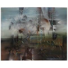 W. Carl Burger Oil Painting