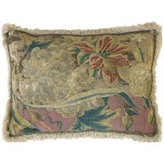 Antique Brussels Pillow, circa 1660 176p