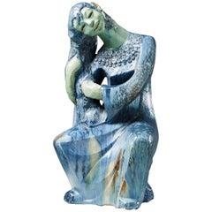 Sculpture by Hassan Heshmat, Egypt, 1960s