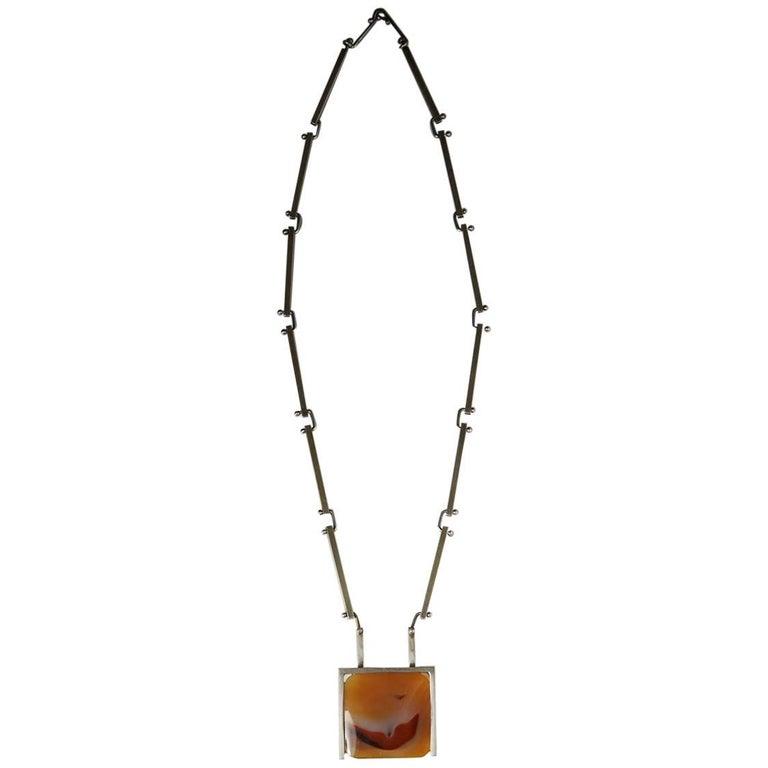 Necklace Designed by Lacroix, France, 1970s