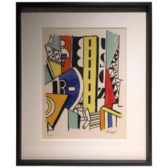 Fernand Léger ''L'Homme dans la Ville'', 1959