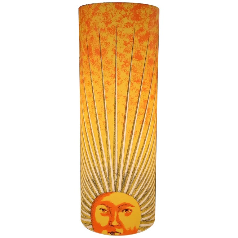 Barnaba Fornasetti Table Lamp for Antonangeli