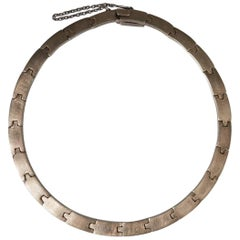Necklace Designed by Antonio Belgiorno, Argentina, 1950s
