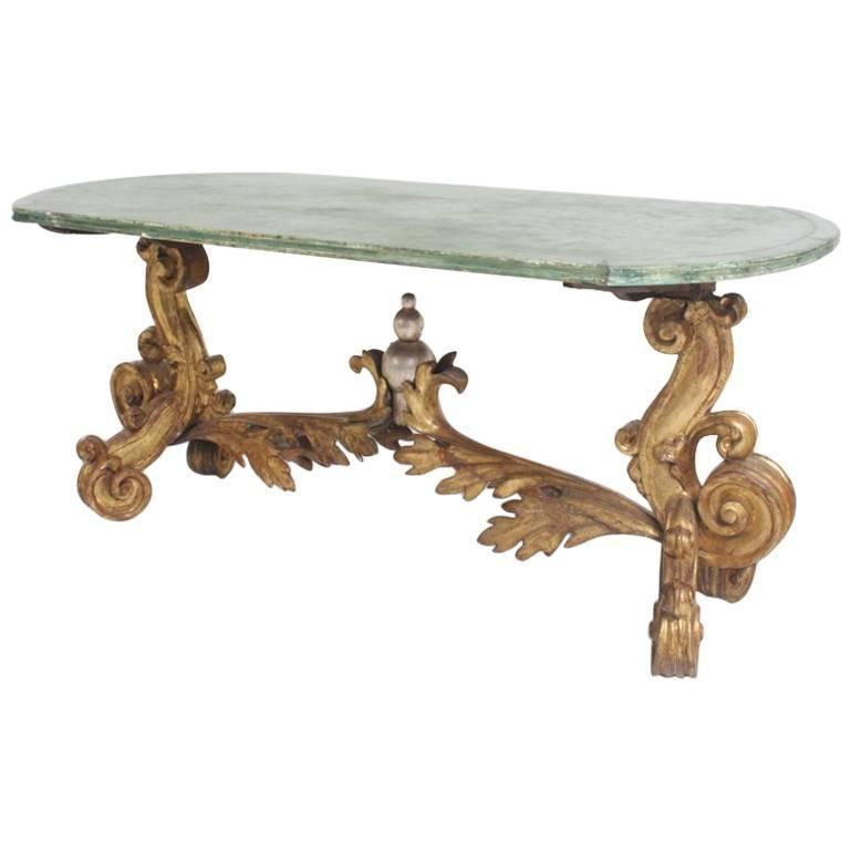 Baroque Console Table, 18th Century