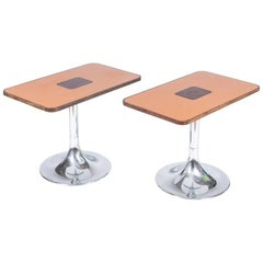 1970's Side Tables