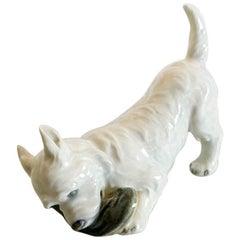 Royal Copenhagen Dog Figurine No. 3476