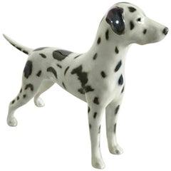 Royal Copenhagen Dalmatian Dog Figurine No. 3501