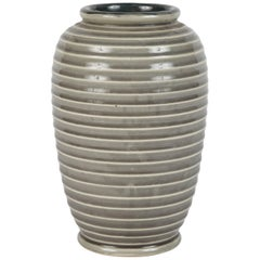 Art Deco Glazed Vase