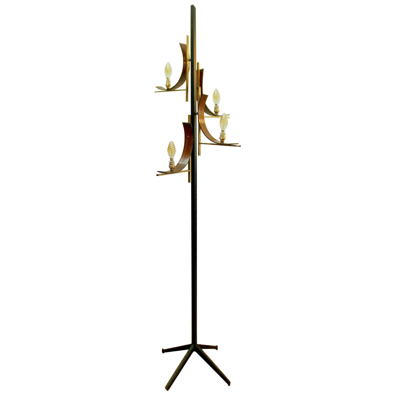 Italian 1950s Floor Lamp