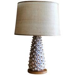 Ceramic Table Lamp by Rose Krebs