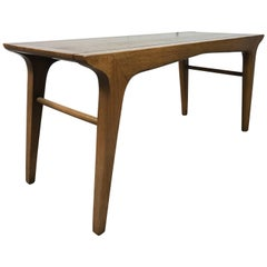 Elusive Modernist Bench or Table by John Van Koert for Drexel