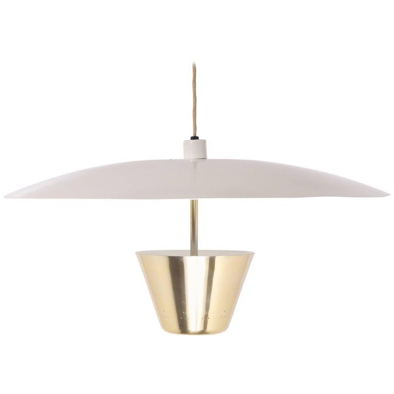 Saucer Pendant Light by Edward Wormley for Lightolier