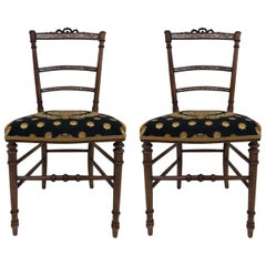 Louis XIV Side Chairs