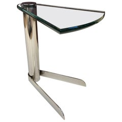 Cantilevered Side Table