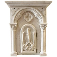 Beautiful Antique Tabernacle, 19th Century