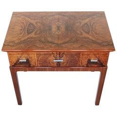 Asprey Art Deco Gaming Table