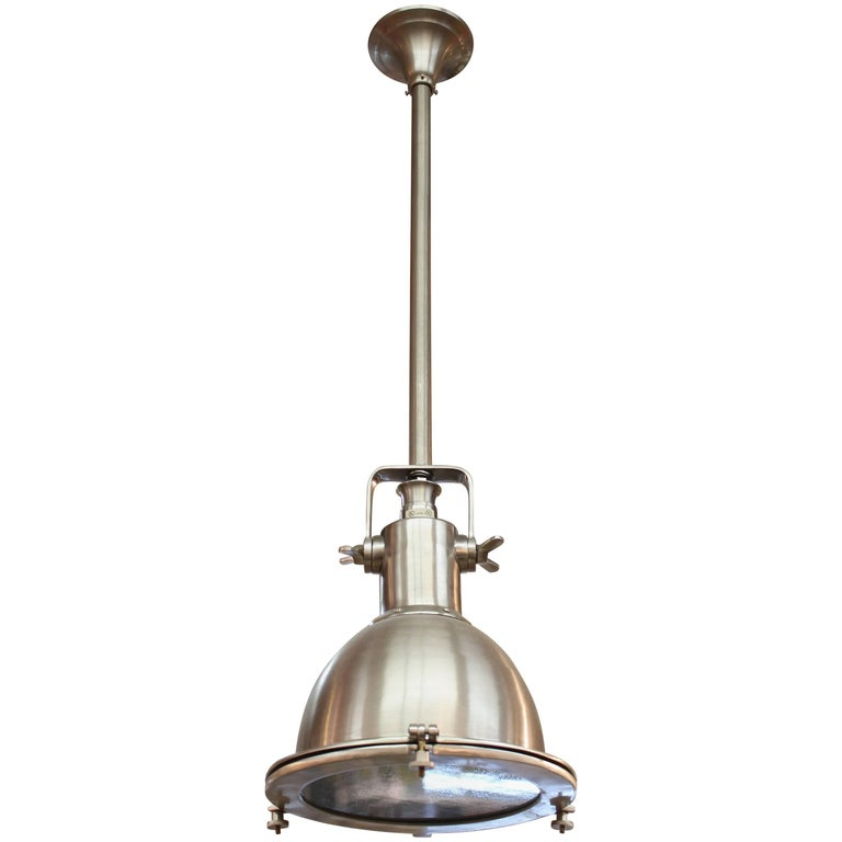 Industrial Style Pendant Light