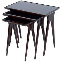 Italian Midcentury Stacking Tables